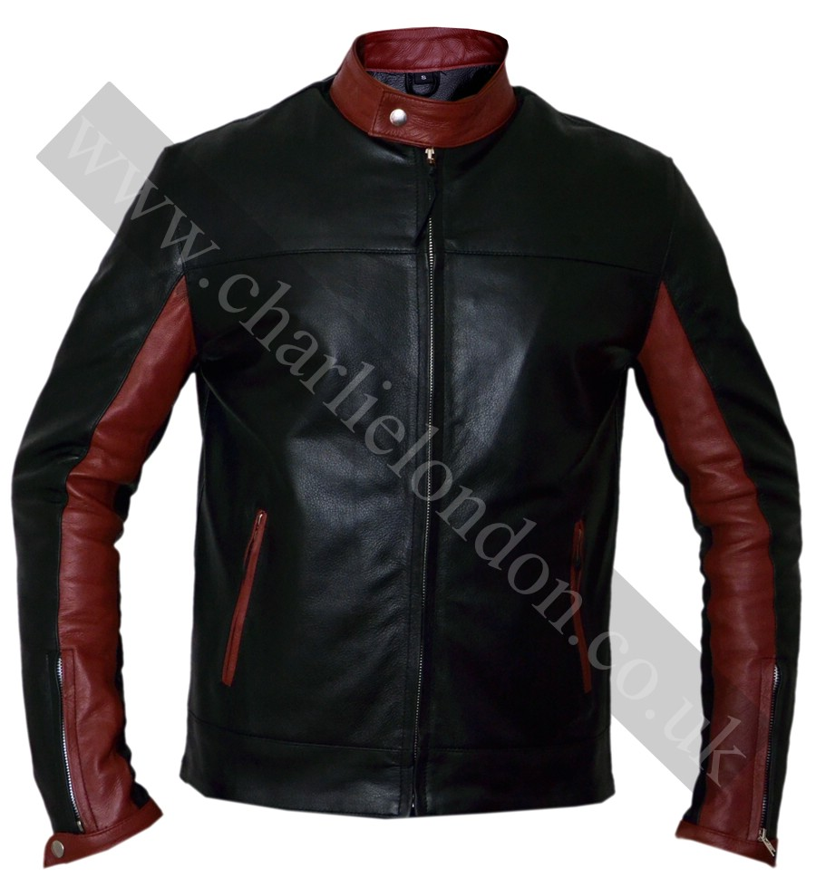 Batman Dark Knight Leather Jacket :  batman costume christmas gifts replica jackets batman leather jacket