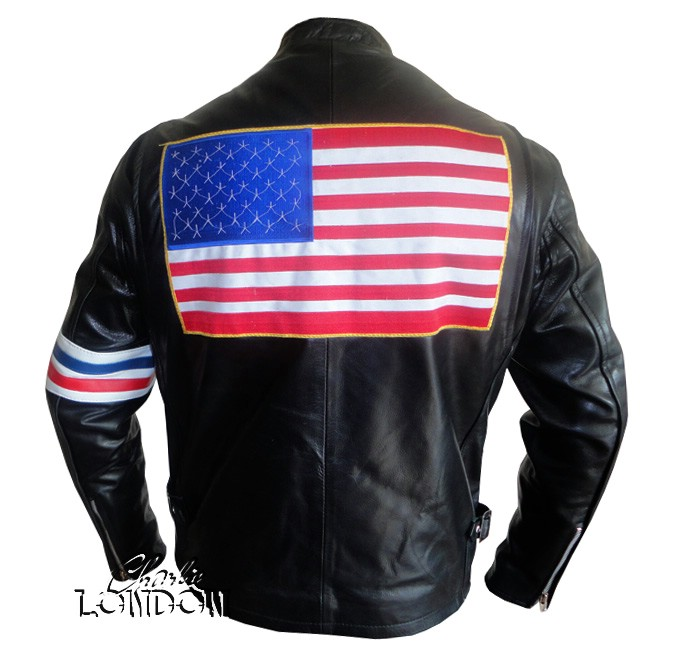 Easy Rider Jacket Captain America