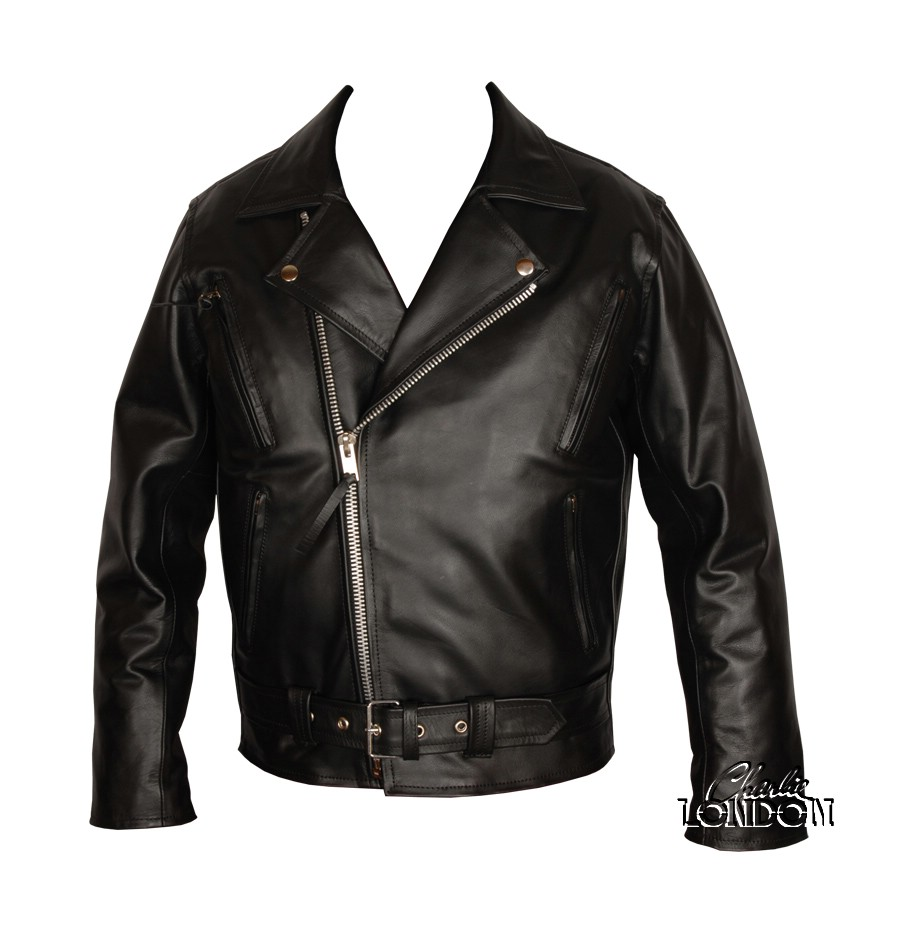 Ghost Rider Leather Jacket from leather-jackets.typepad.co.uk