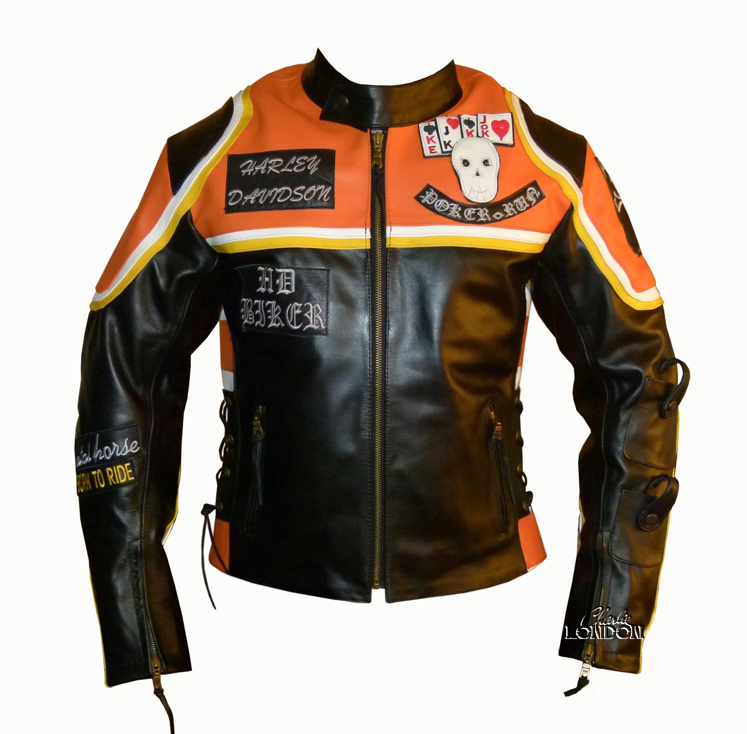 Harley Davidson and the Marlboro Man Costume