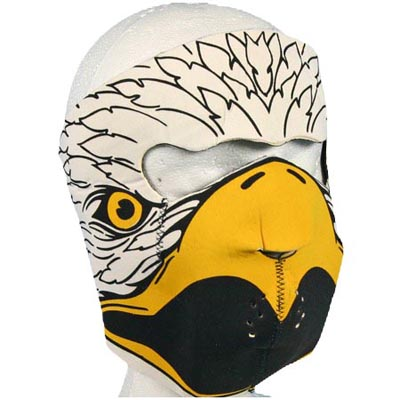Neoprene Eagle Face Mask